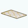 GoldenHarvestDecor - Trellis Rug