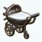 HauntedMansionDecor - Haunted Baby Buggy