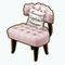 ChampagneRoseDecor - Tufted Rose Chair