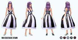 PrettyWardrobe - Masquerade Gown