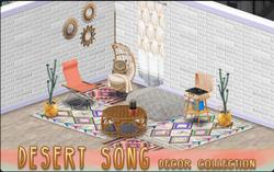 BannerDecor - DesertSong