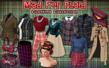 BannerCollection - MadForPlaid