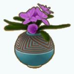 RioRoyaleDecor - Corsage Orchid