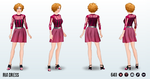 VideoGame - Ria Dress