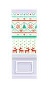 NightBeforeChristmasSpin - Fair Isle Christmas Wallpaper
