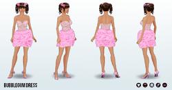 PinkAndPretty - Bubblegum Dress