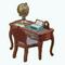 CuriousCuratorDecor - Traveloguer Desk