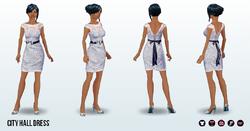 SummerWedding - City Hall Dress