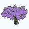 PurplePatioDecor - Wisteria Tree