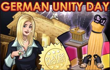 BannerCrafting - GermanUnityDay