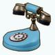 WorldHelloDay - Retro Phone
