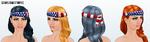 FourthOfJuly - Stars and Stripes