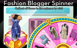 BannerSpinner - FashionBlogger