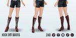 TheBigGame - Kick Off Boots