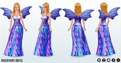 IcePrincessClothing - River Fairy Dress