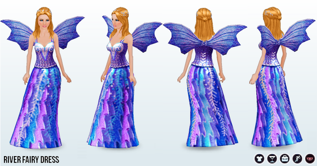 File:IcePrincessClothing - River Fairy Dress.png