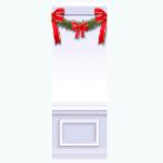 ChristmasDecor - Garland Wallpaper