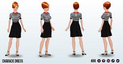 OdeToAudrey - Charade Dress