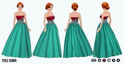 YuleBall - Yule Gown