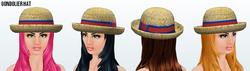 Venice - Gondolier Hat