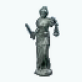 Decor - Lady Justice