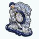 BroadwayDiscountWeek - Colonial Boy Clock