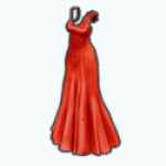 PoppyAndAsterSpin - Poppy and Lace Gown