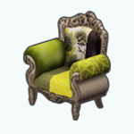 PatchworkSpin - Boho Armchair