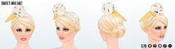 GelatoSpin - Sweet Wig Hat