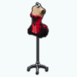 MoulinRougeDecor - Can-Can Costume