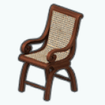 DestinationHavanaSpin - Plaza Campeche Chair