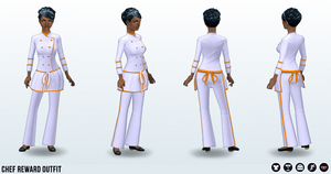 Career - Chef Reward Outfit