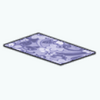 CafeRaffle - Violet Country Rug