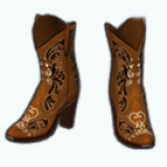 CountryGirlLifeSpin - Vintage Cowgirl Boots