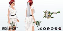FakeWedding - Bridal Bouquet