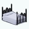 EvilQueenSpin - Evil Queen Bed