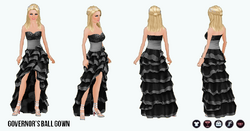 AwardSeason - Governors Ball Gown