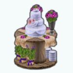 Bridesmaid - Rustic Cake Table