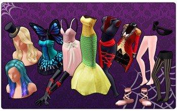BannerCollection - HalloweenPart1