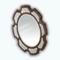 AmericanColonialDecor - Toothed Wheel Mirror