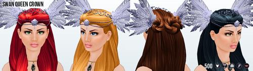 SwanSong - Swan Queen Crown