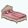 BaroqueBeautyDecor - Baroque Bed