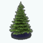 ChristmasDecor - Fir Tree