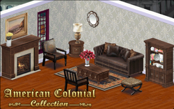 American Colonial Decor Collection