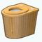 BanyaRetreatDecor - Cedar Toilet