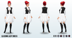 ShakespeareFestival - Leading Lady Dress