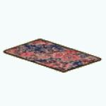 CafeRaffle - Summer Floral Rug