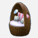 Easter2014 - Basket Chair