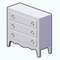CityLivingDecor - City Living Dresser