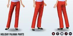 HolidayParty - Holiday Pajama Pants